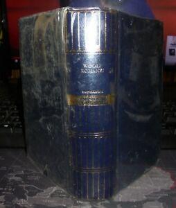 Virginia Woolf ROMANZI ; Mondadori 2005 - I Meridiani