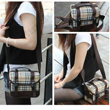 Fashion Digital SLR DSLR Lens Camera Bag Carry Case For Nikon Canon Sony CoverGE