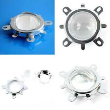 44mm Lens+Reflector Collimator+Fixed bracket For 10W-100W High Power LED Pretty