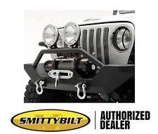 Smittybilt XRC Front Bumper w/ Winch Plate for 1997-2006 Jeep Wrangler TJ / LJ