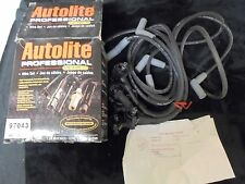 Autolite Spark Plug Wire Set-Professional Series  97043  6 cylinder