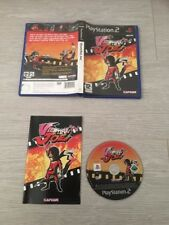 VIEWTIFUL JOE ORIGINAL BLACK LABEL SONY PLAYSTATION 2 PS2 COMPLETE WITH MANUAL