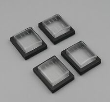 10Pcs 36x29mm Rocker Switch Waterproof Dustproof Plastic Cap Cover For KCD4 New