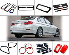 For BMW F30 328i 3-Series Interior Panel Dashboard Vent Shifter Pad Grille Trim