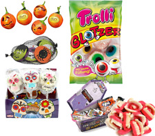 KIT HALLOWEEN PARTY DOLCETTO O SCHERZETTO MIX DI CARAMELLE E CIOCCOLATE HORROR