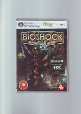 BIOSHOCK 1-PC fps SPARATUTTO GIOCO-Veloce Post-ORIGINAL & COMPLETO CON MANUALE