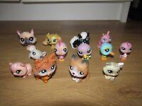 Rare Littlest Pet Shop / LPS Figures Bundle / Job lot