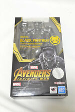 Bandai Premium S.H.Figuarts Black Panther Avengers Infinity War New in Stock