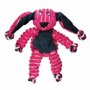 KONG Floppy Knots Bunny For Dogs - Small/Medium