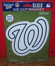 WASHINGTON NATIONALS 7X9 WINCRAFT MAGNET SHEET
