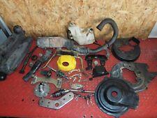 Teile Konvolut Reste Auspuff Tank Yamaha Tri Moto YT 125 175 225 Z 20