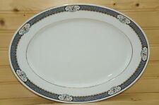 """MZ Altrohlau ALT39  Oval Serving Platter, 13"""" x 9 5/8"""""""