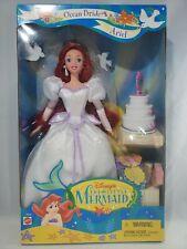 VINTAGE DISNEY Ocean Bride Ariel The Little Mermaid 1997 #18628 NIB