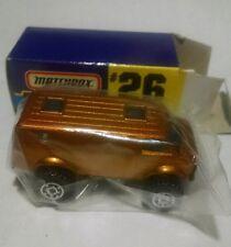 Matchbox Superfast 26 Chevy Van 75 Challenge