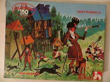 Puzzle Cadet Rousselle, 1979, Nathan - Cavahel Vintage