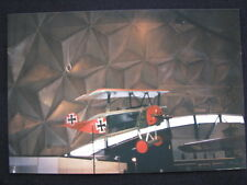 Photo Fokker DR.1 Aviodome Schiphol 1995