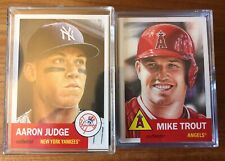 2018 / 2019 Topps Living Complete Set (Cards 1-264) Judge Trout Alonso Markakis