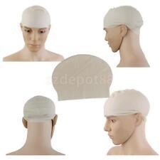 Profesional Bald Head Wig Cap Latex Clown Skinhead Party cos Manequin Head