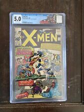 x-men #9 cgc 5.0 READ DEscription
