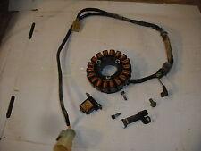 1997 Honda TRX 300EX Stator Good Wiring, Pulse Generator and Hardware