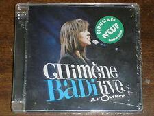 CHIMENE BADI Live a l'Olympia 2CD NEUF