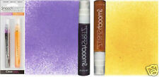 SMOOCH Pearlized Accent Sprays FROSTED GRAPE GINGERSNAP CLEARSNAP