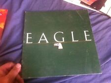1986 AMC Eagle 4X4 Color Brochure Catalog Prospekt
