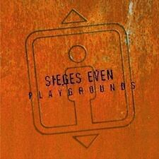 Playgrounds By Sieges Even On Audio CD Album 2008 Brand New