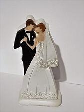 Brautpaar Figur Hochzeit Braut Bräutigam Deko Geschenk Skulptur