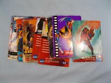 16 Marvel Comics Superheroes Paper Trading Cards '94 Fleer Ultra Wolverine (O)