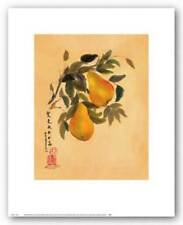 ASIAN ART PRINT Pears Suzanna Mah Fong