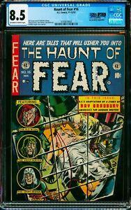 HAUNT OF FEAR #16 (EC Comics 1952) CGC 8.5