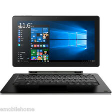 "Cube iwork1x Tablet PC 11.6"" Windows 10 Intel Atom Quad Core 4GB+64GB BT 4.0"