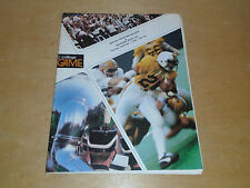 1979 SOUTHERN ARKANSAS (JV ) AT BAPTIST CHRISTIAN (LA)  FOOTBALL PROGRAM