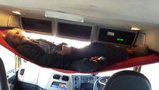 Hamak do wnętrza kabiny ciężarówki. Kabina dzienna dla zmęczonych kierowców cięż