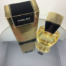 Guerlain Parure Eau De Toilette EDT 30ml Gold & Black w/ Zig Zag Box *VERY RARE*