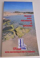 SARDEGNA - ITINERARI DELLA PROVINCIA DI CAGLIARI - E.P.T. CA 1997 -        2/17