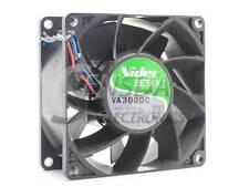 NIDEC VA300DC v35072-58 8cm 80mm 80*80*38 mm 8038 DC 12v 1.1A server axial fan