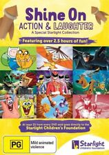 Shine On - Action & Laughter (DVD, 2014)