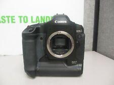 Canon Eos 1D Mark Ii Digital Slr Camera Body w/ Battery & Carrying Strap