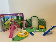 LEGO Belville Pretty Playland set- 5870- 99% complete No people