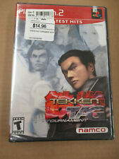TEKKEN TAG TOURNAMENT Brand New Factory Sealed PS2 PlayStation 2