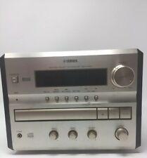New listing Yamaha Crx-E300 Digital Am Fm Tuner Cd Player