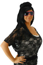 Womens Snooki Halloween Wig