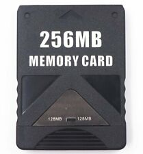 256MB Megabyte Memory Card For Sony PlayStation2 PS 2 Slim Game Console