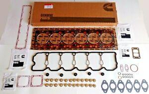 Dodge Cummins UPPER Cylinder Head Gasket SET for 98.5 - 02 5.9 24V 6BT 4090035