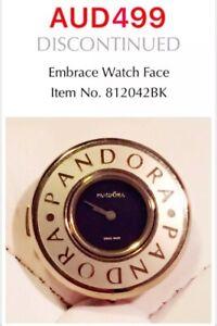 Pandora Embrace Watch Face, 812042BK, Very Rare To Find!