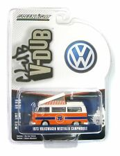 Greenlight 1973 Volkswagen Westfalia Campmobile Club V-Dub 1:64