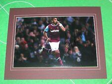 Dimitri payet signé & monté west ham united fc objectif celebration photographie