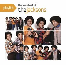 The Jacksons - Playlist: The Very Best of the Jacksons (2009)  CD NEW SPEEDYPOST